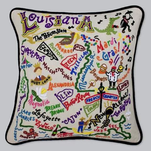 catstudio - Louisiana Pillow