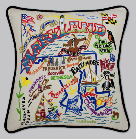 catstudio - Maryland Pillow