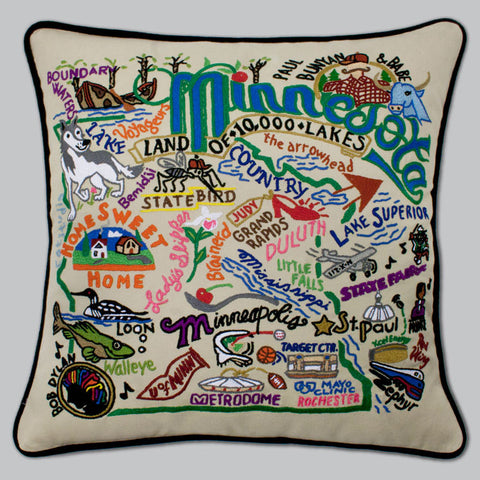 catstudio - Minnesota Pillow