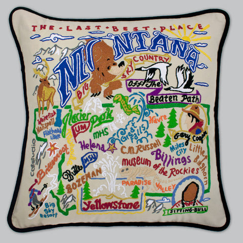 catstudio - Montana Pillow
