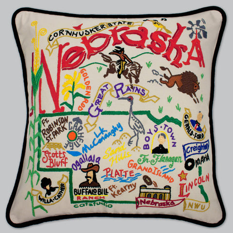 catstudio - Nebraska Pillow