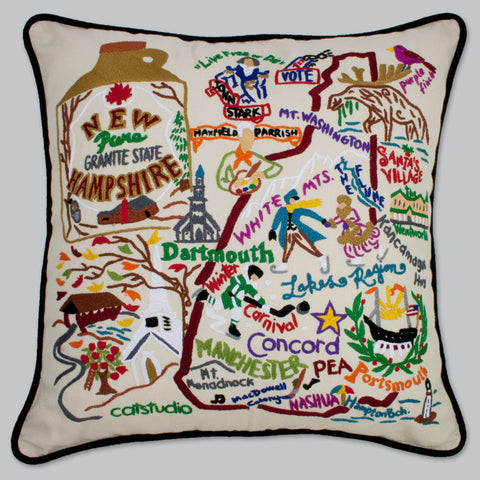 catstudio - New Hampshire Pillow