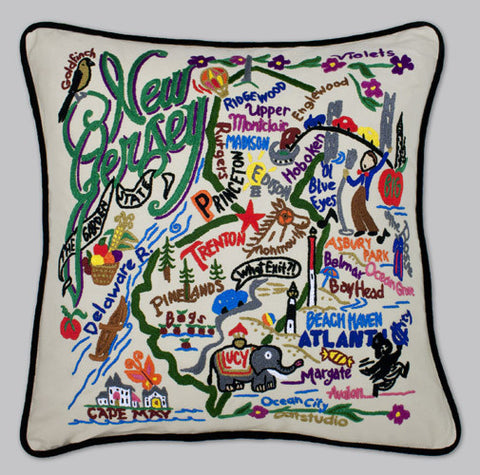 catstudio - New Jersey Pillow