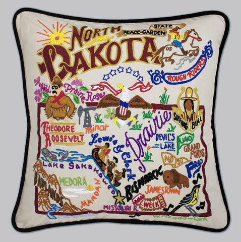 catstudio - North Dakota Pillow