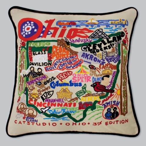 catstudio - Ohio Pillow