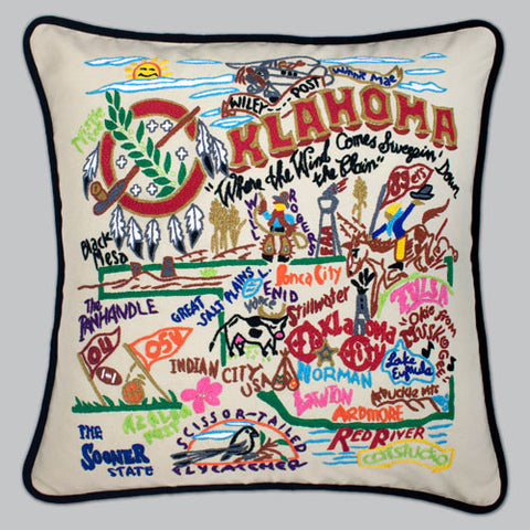 catstudio - Oklahoma Pillow