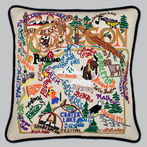 catstudio - Oregon Pillow