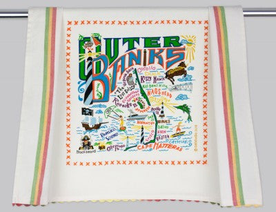 catstudio - Outer Banks Kitchen Towel