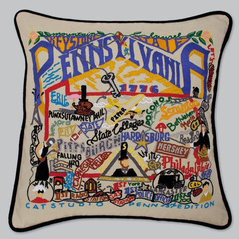 catstudio - Pennsylvania Pillow