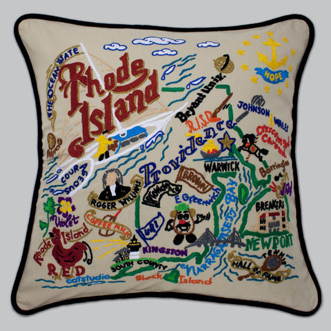catstudio - Rhode Island Pillow