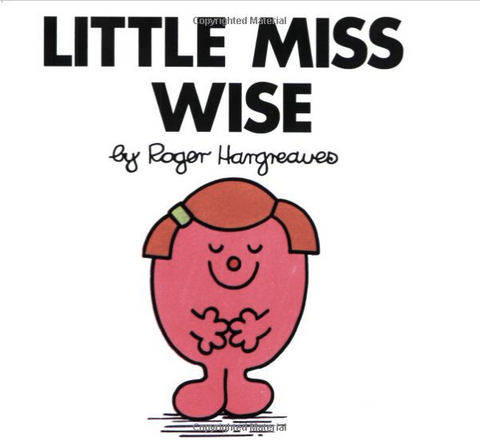 Little Miss Wise Book