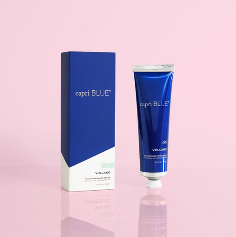 Capri Blue | Volcano Hand Cream | Multiple Sizes