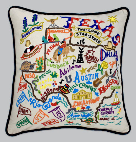 catstudio - Texas Pillow