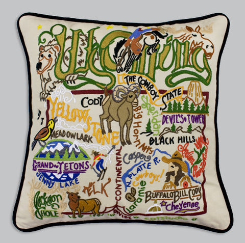 catstudio - Wyoming Pillow