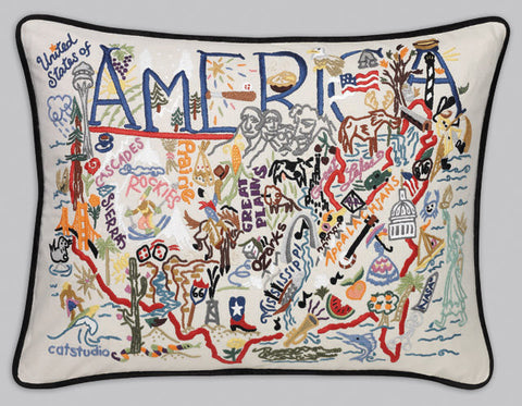 catstudio - America Pillow