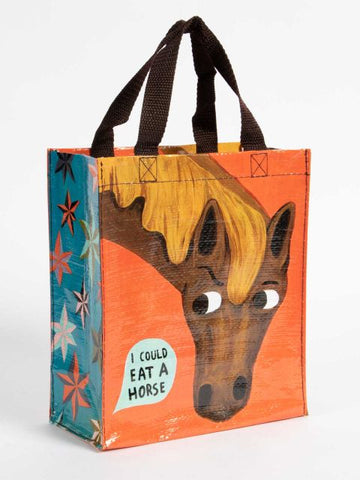 HANDY TOTE BAGS | Eat A Horse