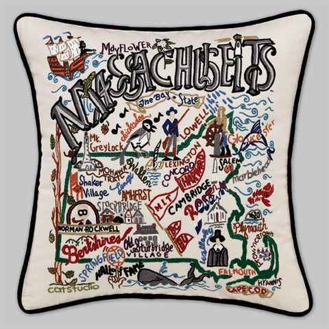 catstudio - Massachusetts Pillow