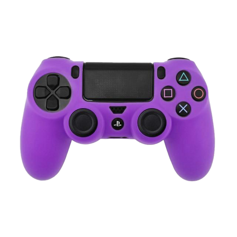 Purple PS4 Controller Skin