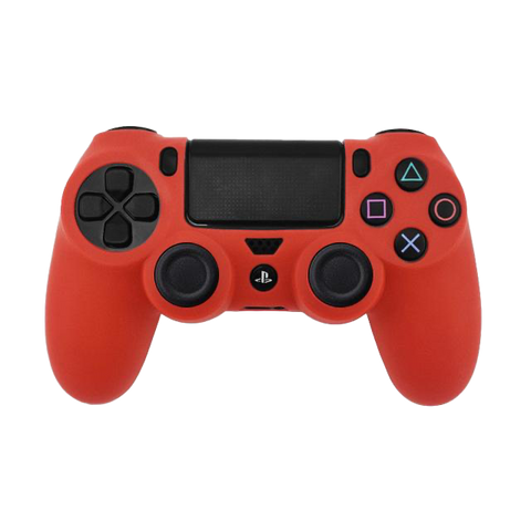 Red PS4 Controller Skin