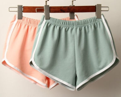 New Candy Color Anti Emptied Skinny Short