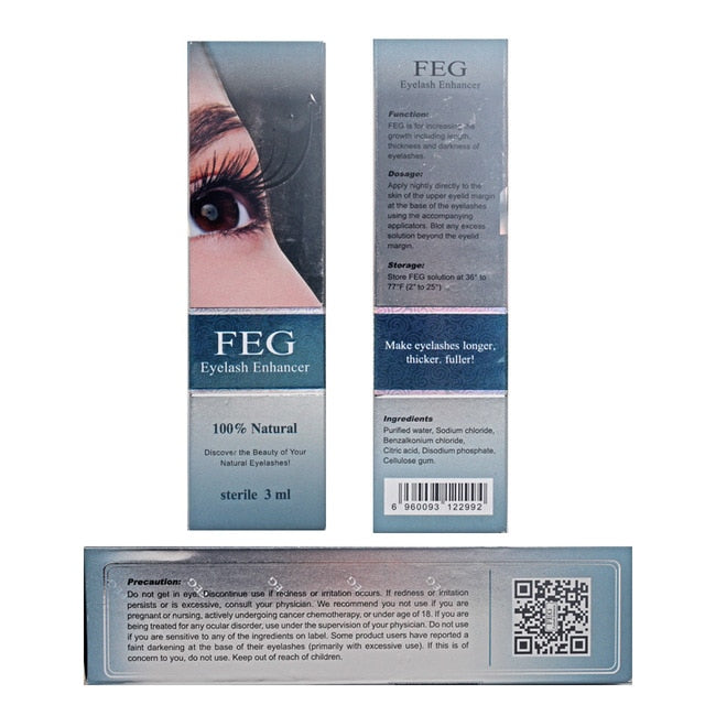 Eyelash Growth Enhancer Lengthening Longer