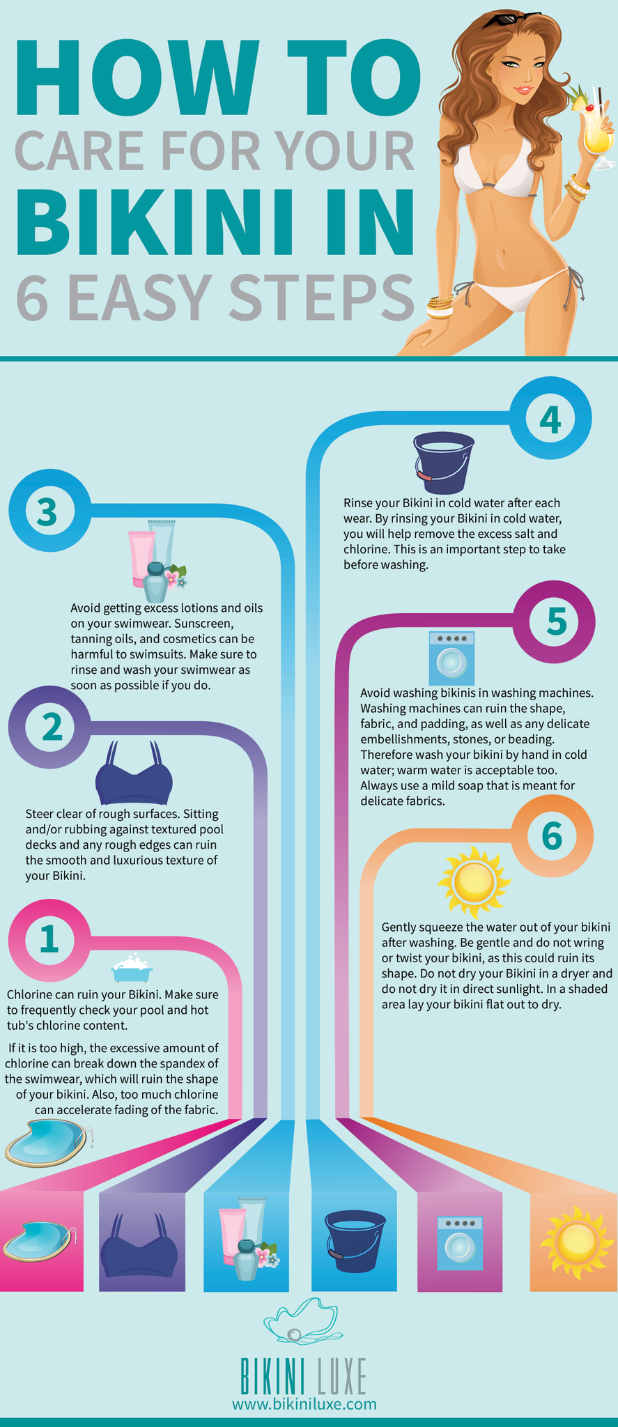 How to Care for your Designer Bikini