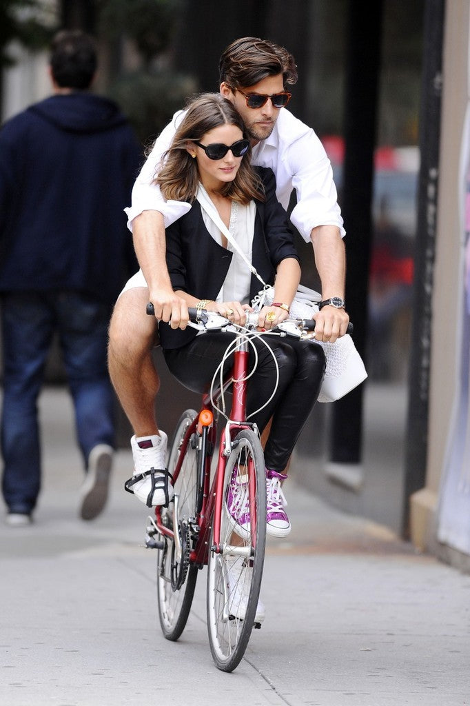 6ee4d485ef67 Olivia Palermo And Johannes Huebl Street Style