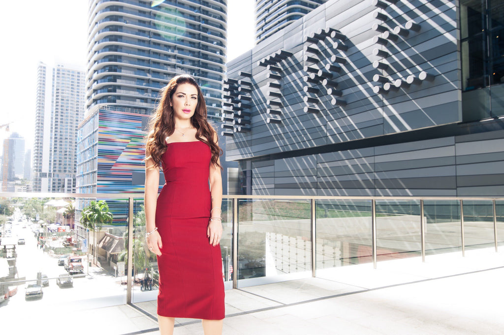Deco Drive Miami - Shireen Sandoval