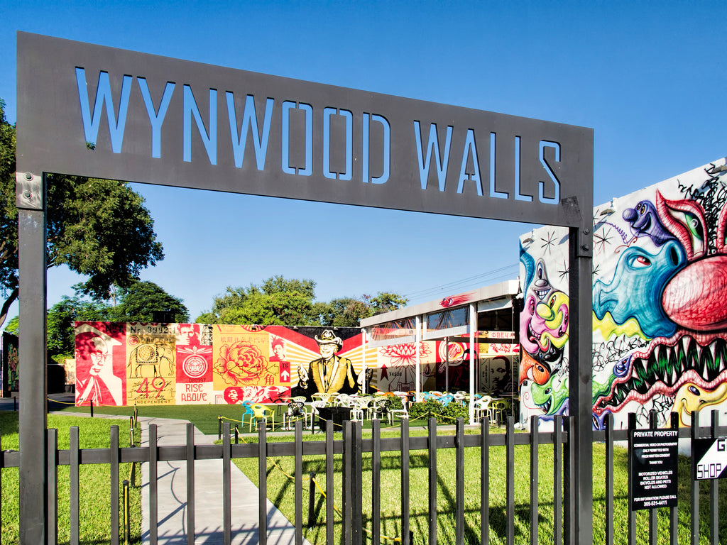 Wynwood Walls- Things to do in Miami