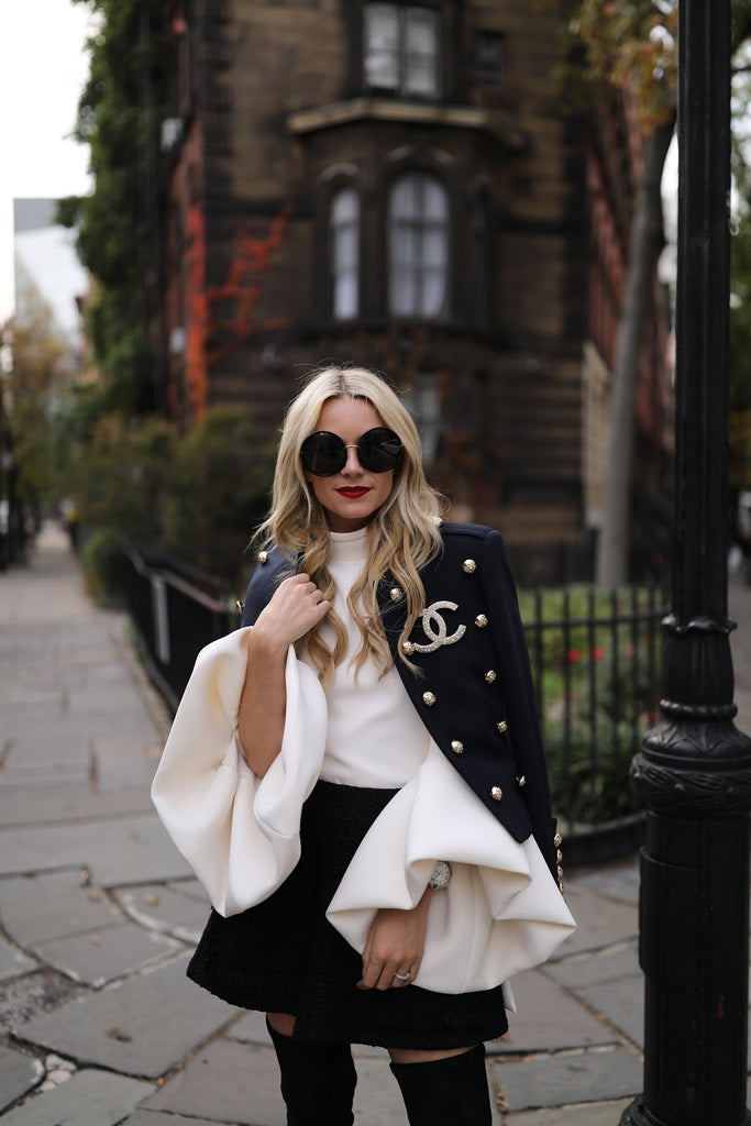 Fashion Blogger Blaire Eadie