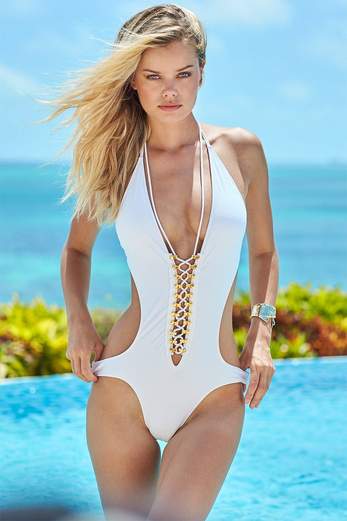 Cutout One Piece