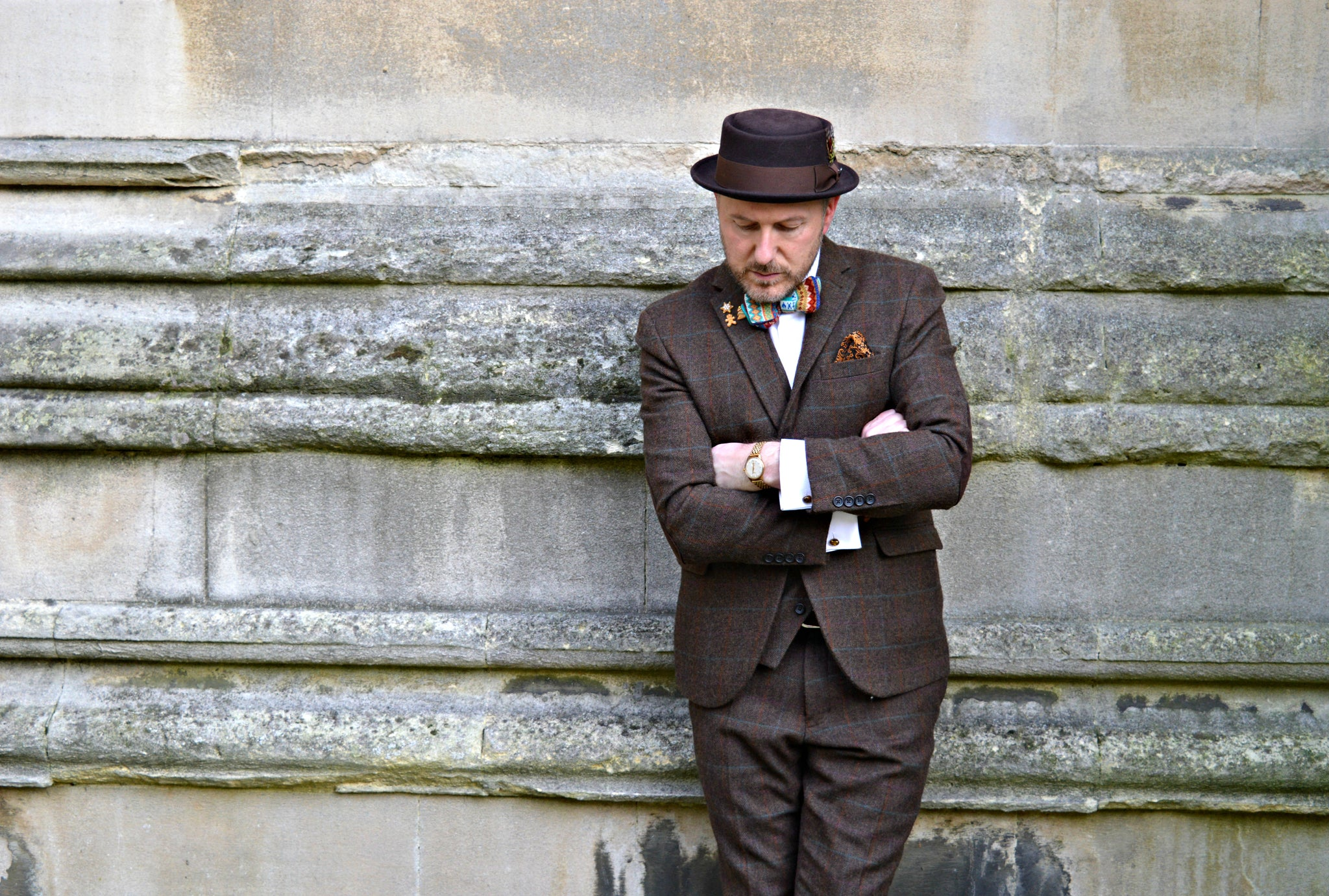 The Dapper Chap Fashion Blogger