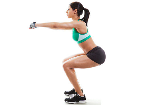 How To Do Squats Correctly