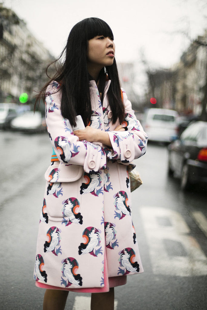 Fashion Influencer Susie Lau