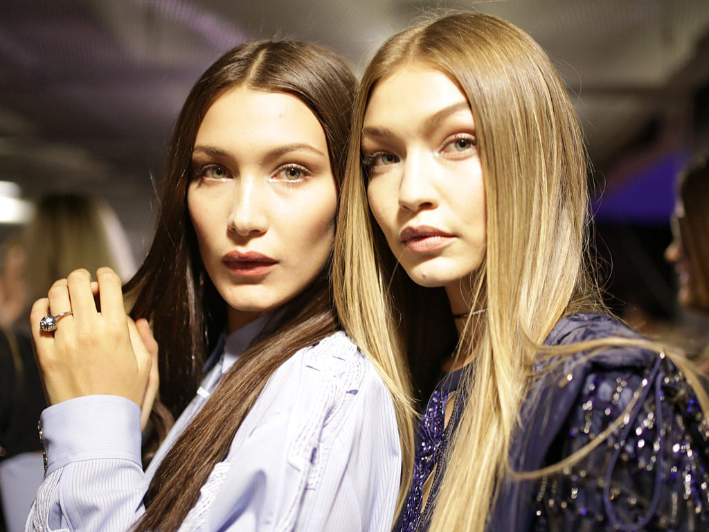 Gigi and Bella Hadid