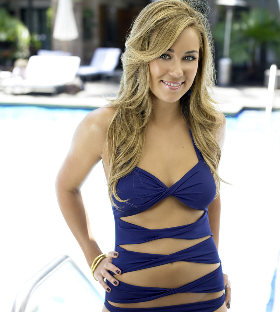 Lauren Conrad in swimsuit