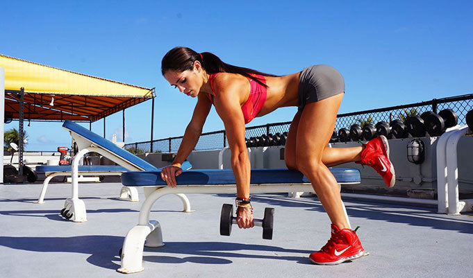 michelle lewin fitness workout