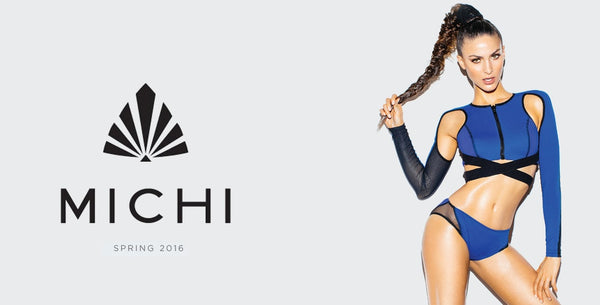 Michi clothing collection