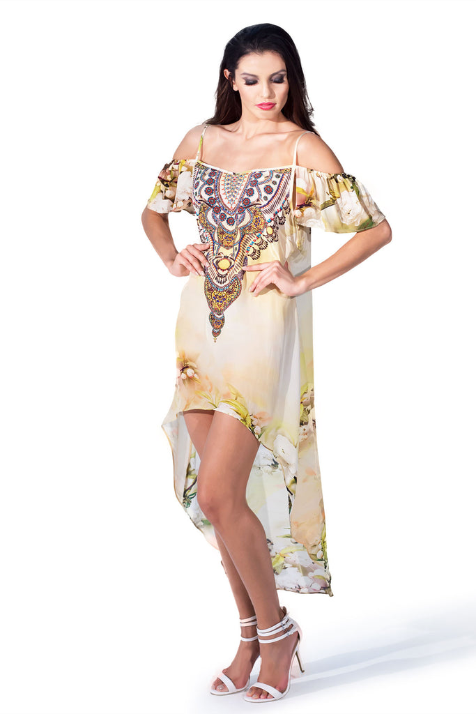 Cami Dress - Silk Tunic Dress