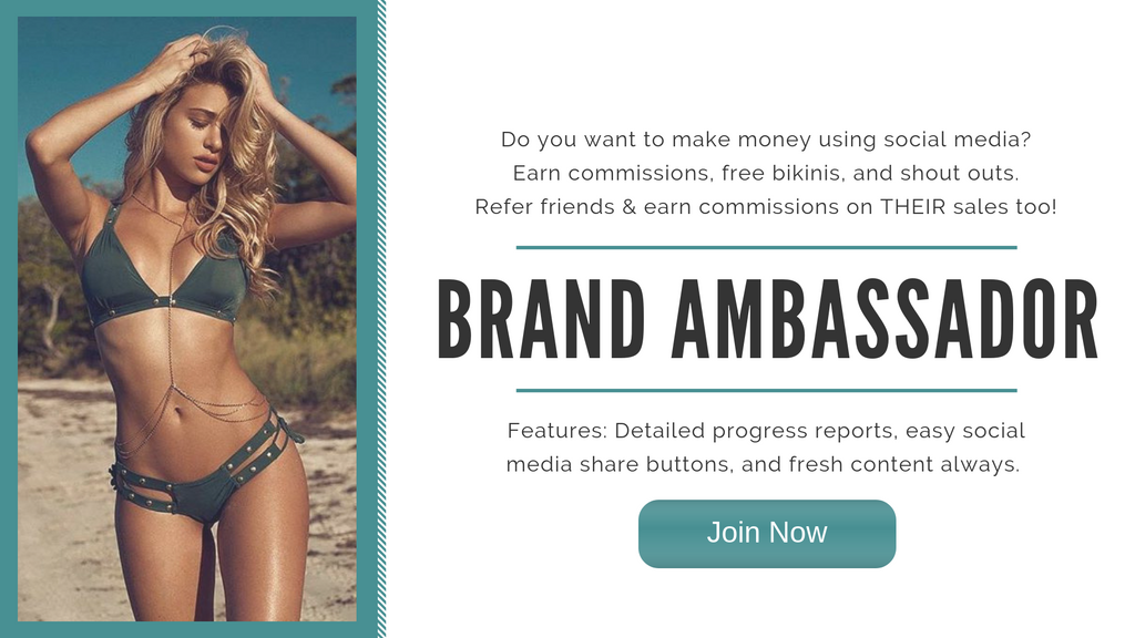 fashion brand ambassador sign up
