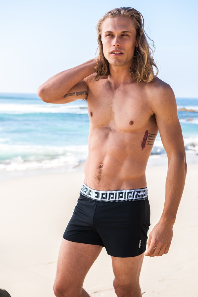 Sauvage Men's Swimshorts