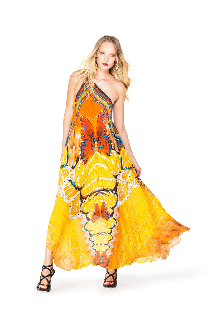 Shahida Parides 3-Way Dress