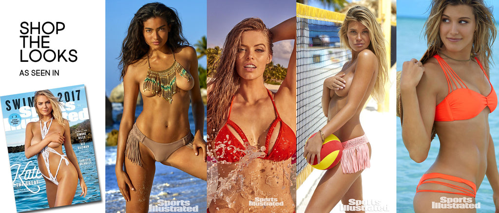 Swimwear Models on Sports Illustrated 2017