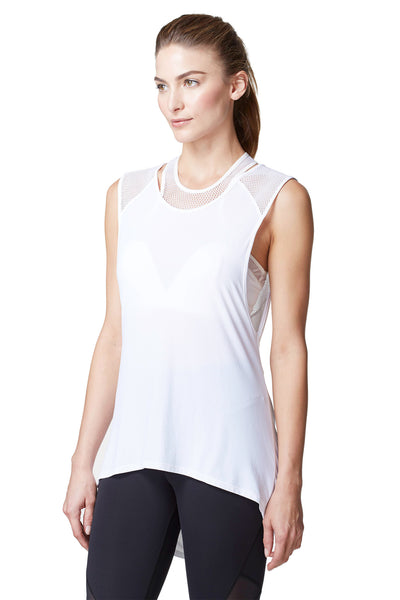 White Designer Top