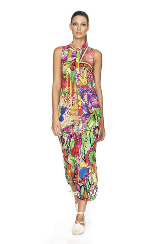 Agua Bendita Designer Dress