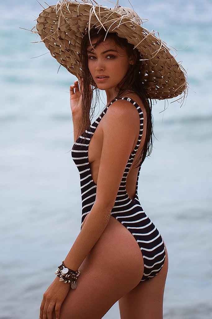 Bound By Bond Eye One Piece Swimsuit