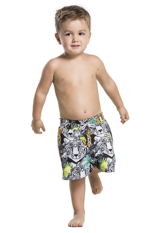 Agua Benidta | Boys Jungle Swimsuit