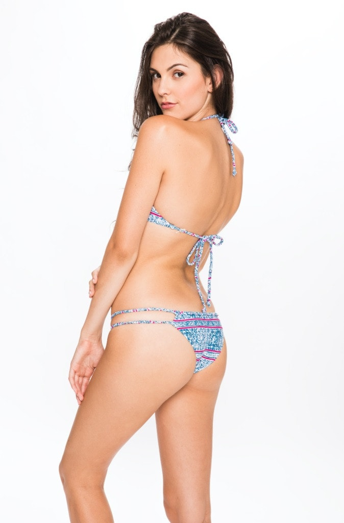 Frankies Bikinis Oceanside Bottom