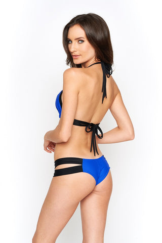 Montce Swim Deeper Blue Euro Bottom