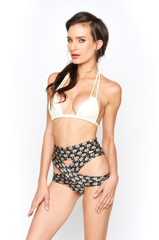 Montce Swim Braided Euro Top